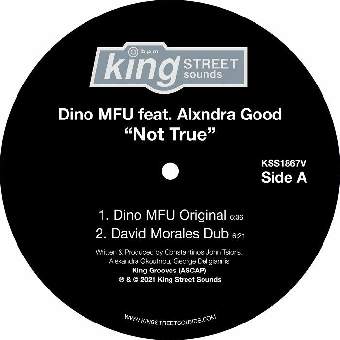 Dino Mfu | Alxndra Good Not True