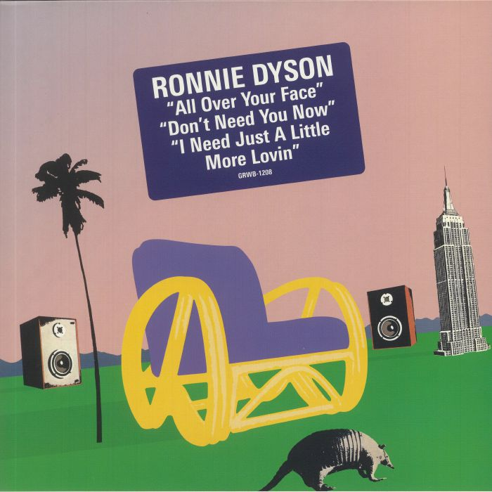 Ronnie Dyson All Over Your Face