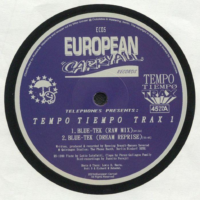 Telephones Tempo Tiempo Trax 1