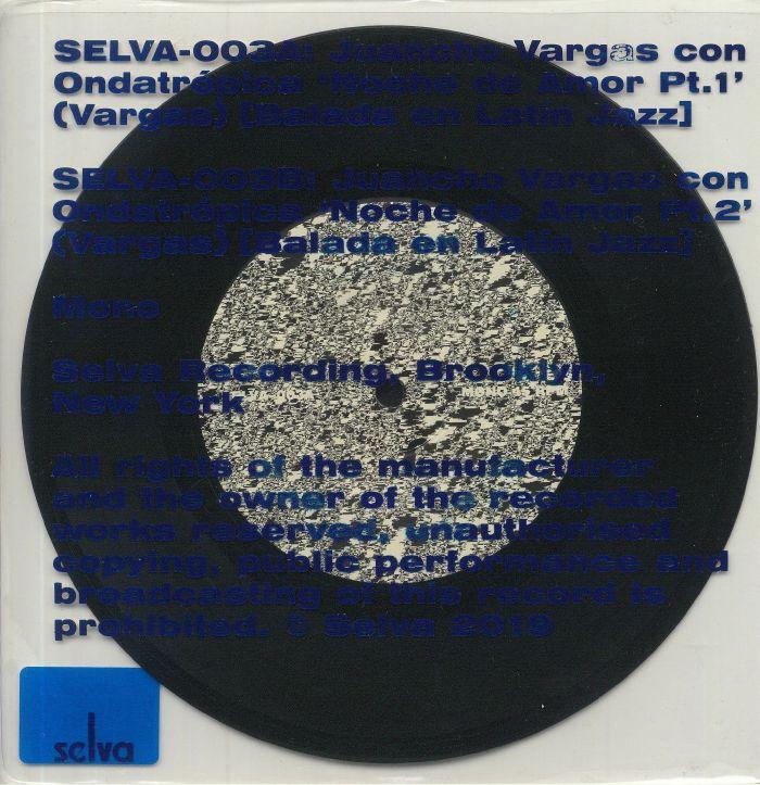 Juancho Vargas | Ondatropica Noche De Amor (mono)