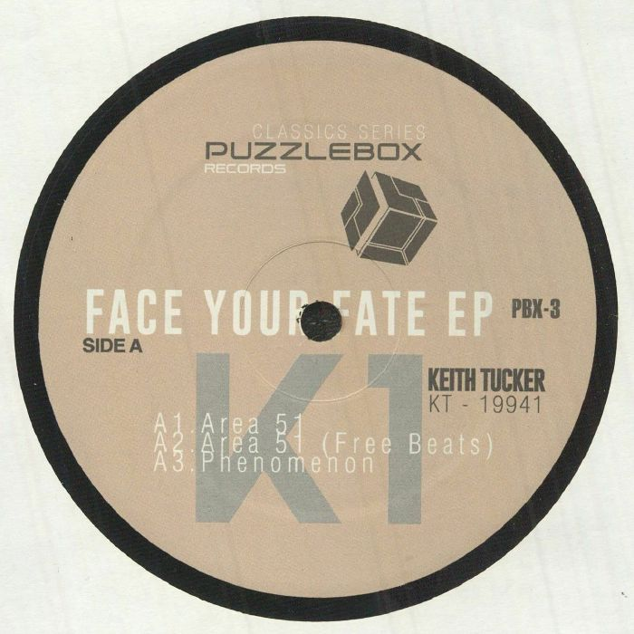 Keith Tucker Face Your Fate EP
