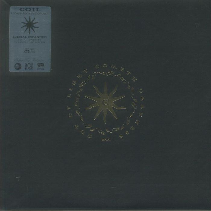 Coil Loves Secret Domain (30th Anniversary Edition)