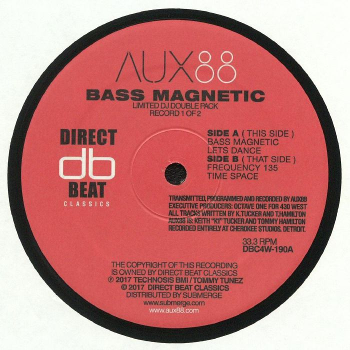 Bass Magnetic (reissue)