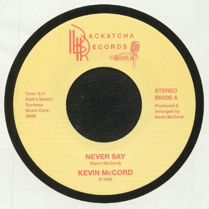 Backatcha Vinyl