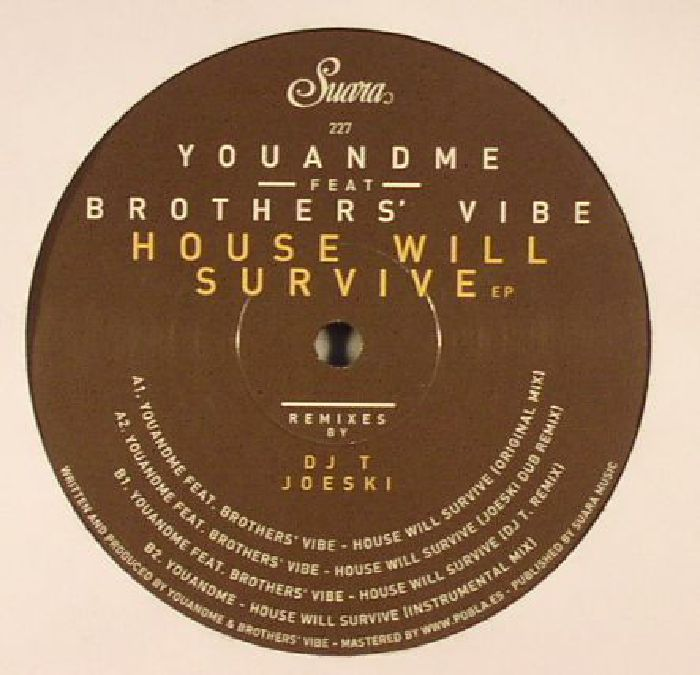 House Will Survive EP
