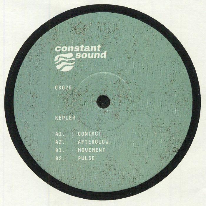 Constant Sound Vinyl