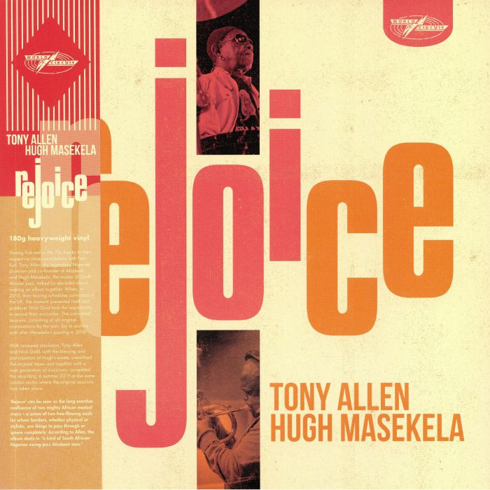 Tony Allen | Hugh Masekela Rejoice