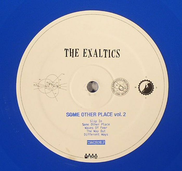 The Exaltics Some Other Place Vol 2