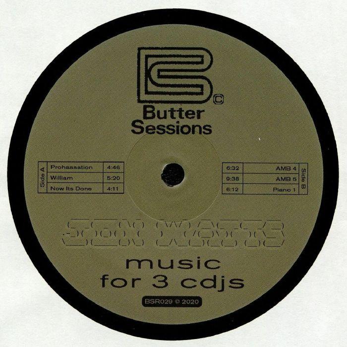 Jon Watts Music For 3 CDJs