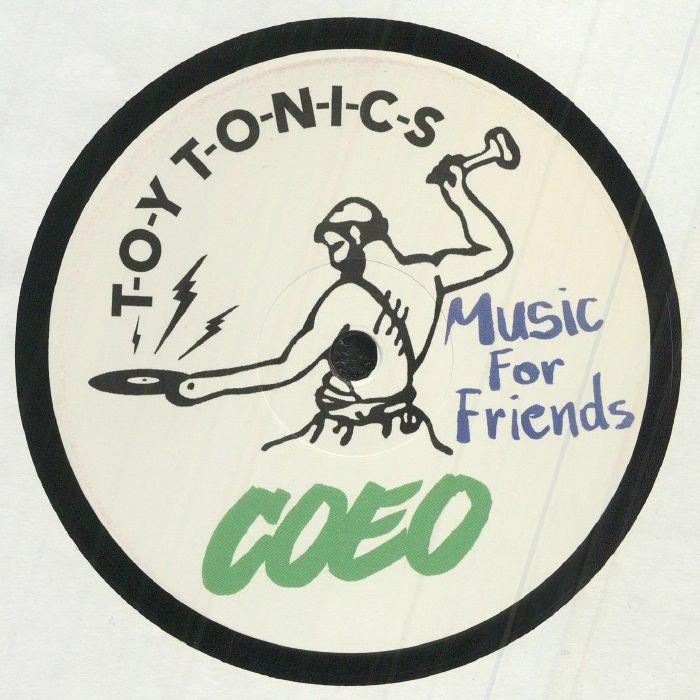 Toy Tonics Vinyl