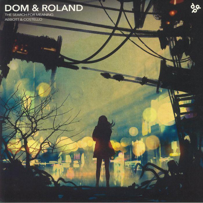 Dom & Roland Productions Vinyl