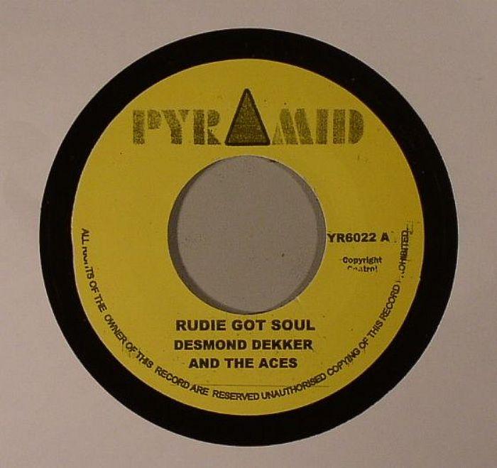 Desmond Dekker | The Aces Rudie Got Soul