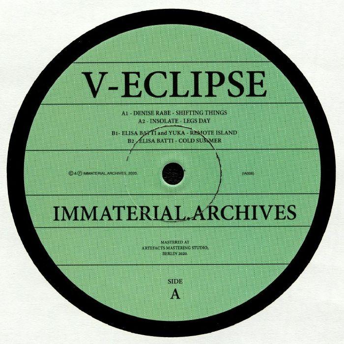 Denise Rabe | Insolate | Elisa Batti | Yuka V Eclipse
