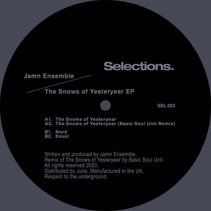 Selections Vinyl