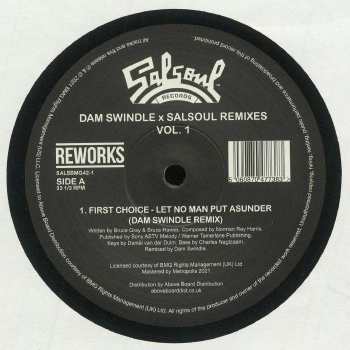 Salsoul Vinyl