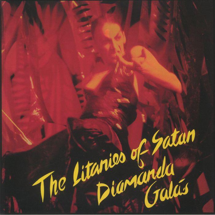 Diamanda Galas Vinyl