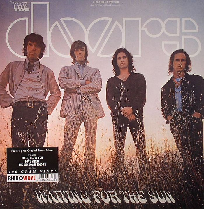 Waiting For The Sun (reissue)