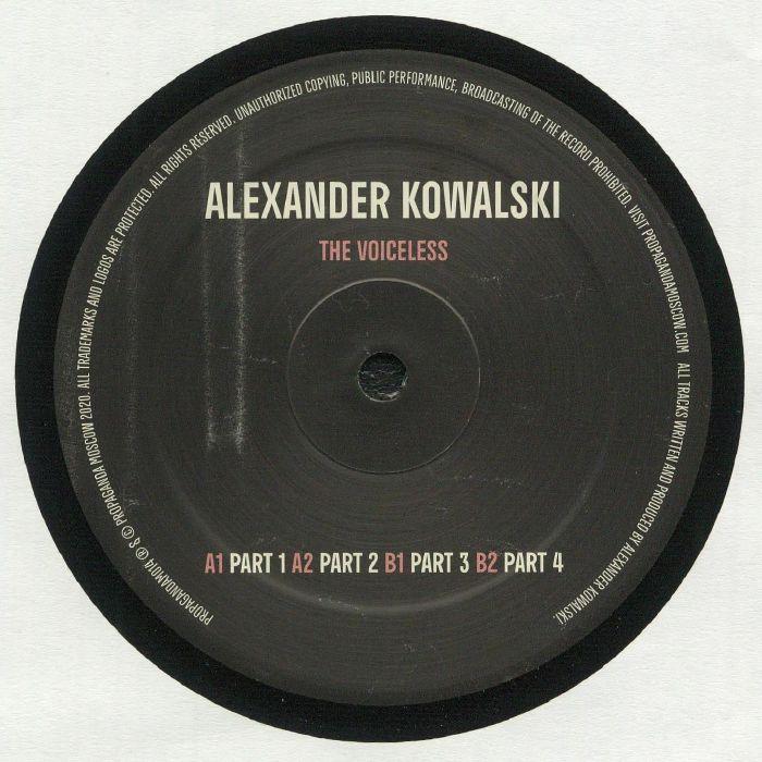 Propaganda Moscow Vinyl
