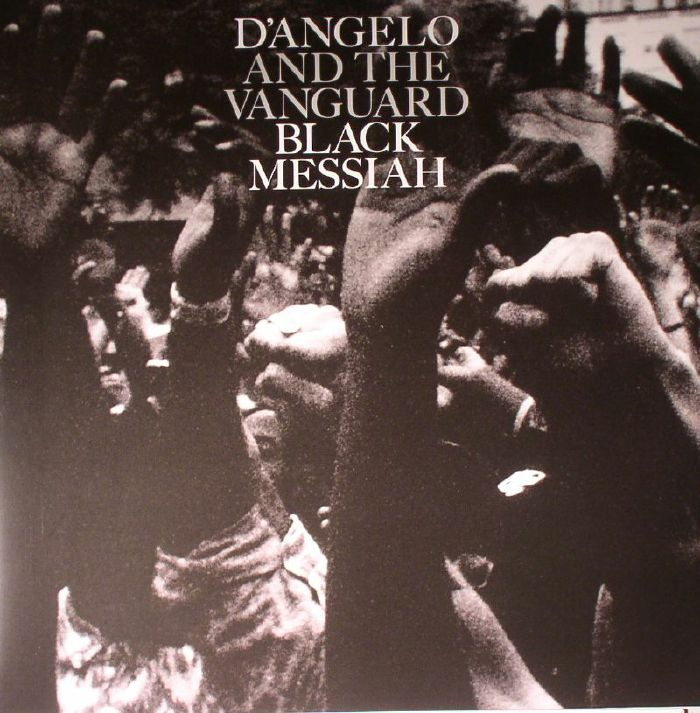 Dangelo   The Vanguard Black Messiah