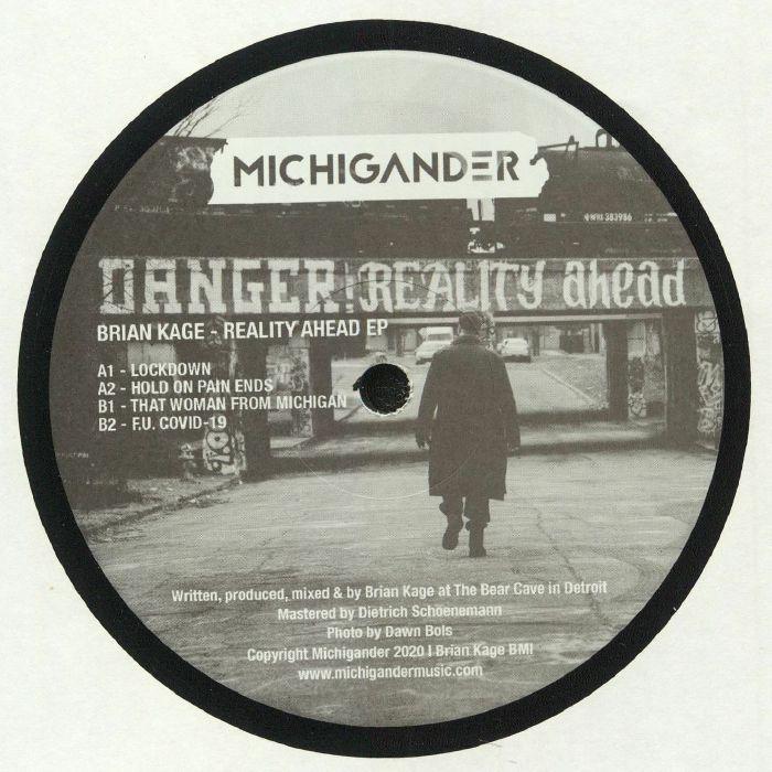 Brian Kage Reality Ahead EP