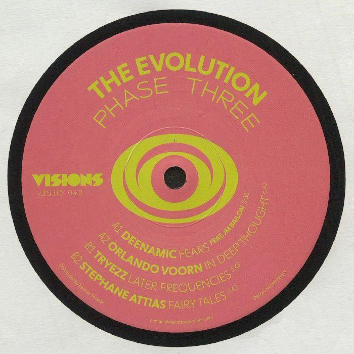 Deenamic | Orlando Voorn | Tryezz | Stephane Attias The Evolution: Phase Three
