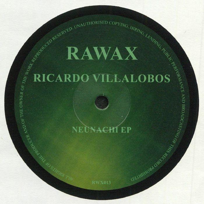 Ricardo Villalobos Neunachi EP