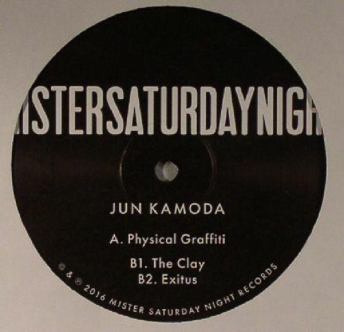 Jun Kamoda The Clay EP