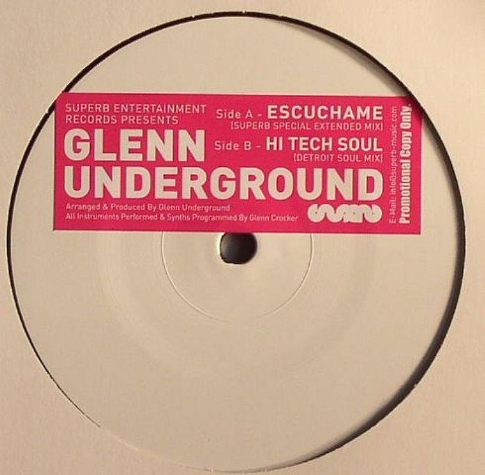 Glenn Underground Escuchame