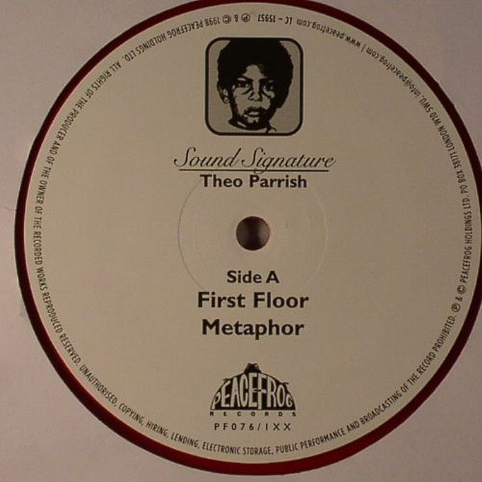 First Floor Part 1 (Limited 20th Anniversary Vinyl Edition)