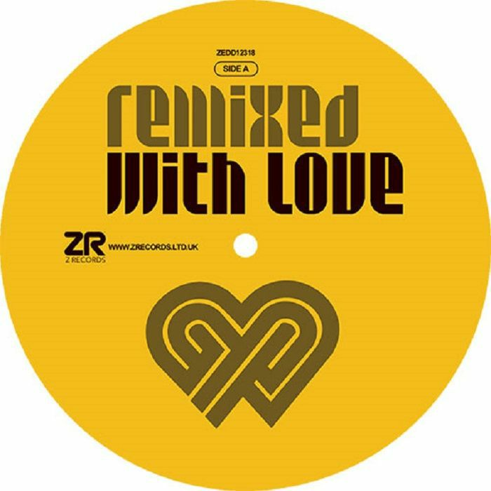 Dave Lee Remixed With Love 2021 Sampler