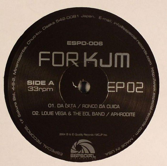 Dego   Kaidi Tatham   Da Lata   Louie Vega   The Eol Band   Domu For KJM EP 02: Koyoto Jazz Massive 10th Anniversary Exclusive Tracks