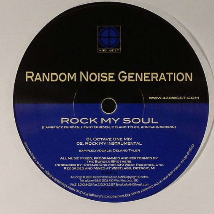 Rock My Soul (appears on Jeff Mills The Exhibitionist DVD)