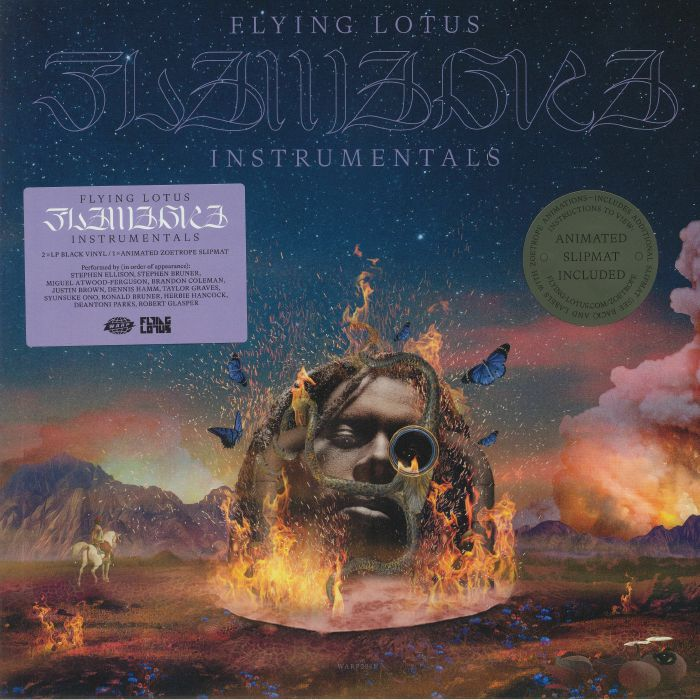 Flying Lotus Flamagra: Instrumentals