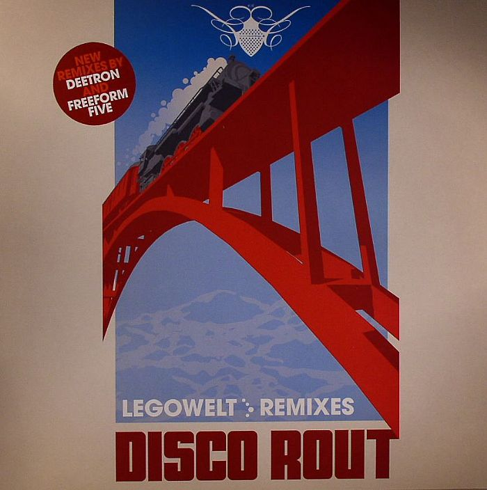 Legowelt Disco Rout (remixes)
