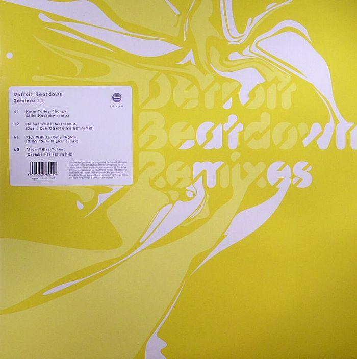 Detroit Beatdown Remixes 1:1