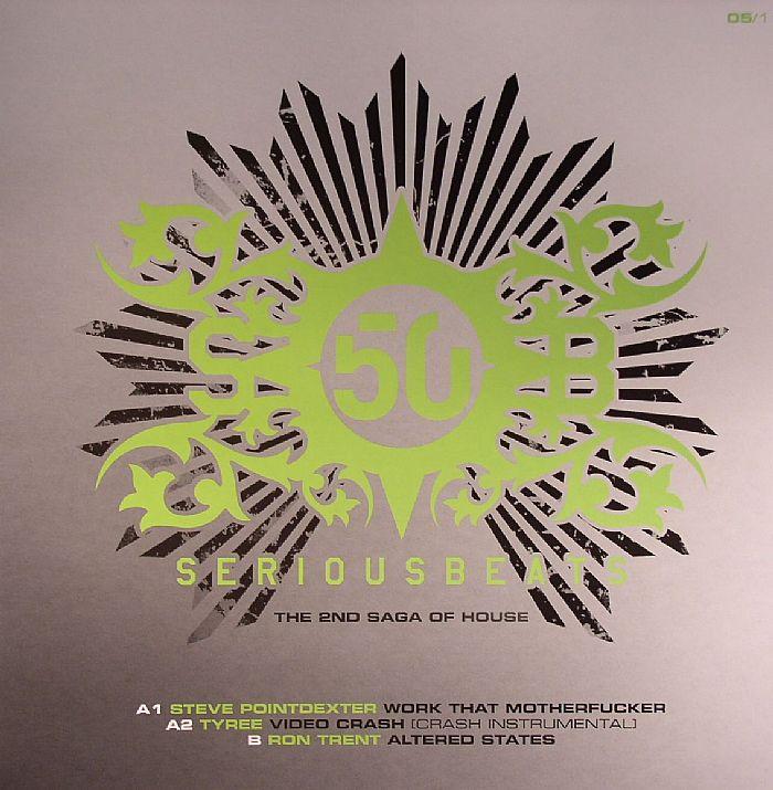 Serious Beats 50 Vinyl 5/11