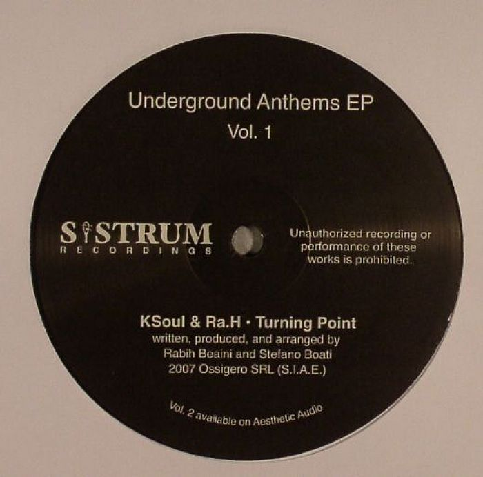 Undeground Anthems EP