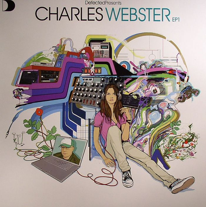 Defected presents Charles Webster EP 1