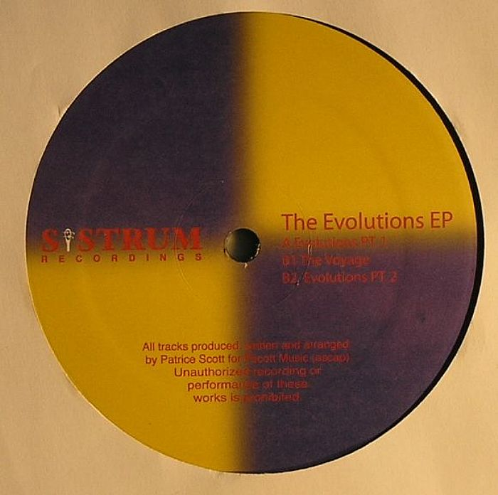 The Evolutions EP