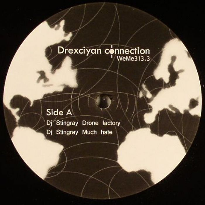 Drexciyan Connection