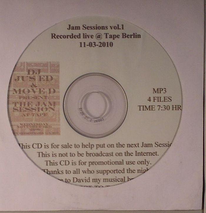 Jam Session Vol 1: Recorded Live @ Tape Berlin