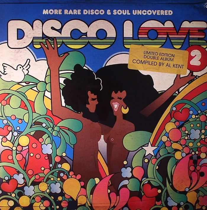 Disco Love 2: More Rare Disco and Soul Uncovered