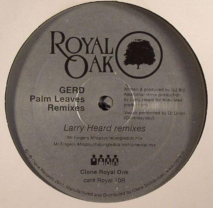 Palm Leaves (remixes)