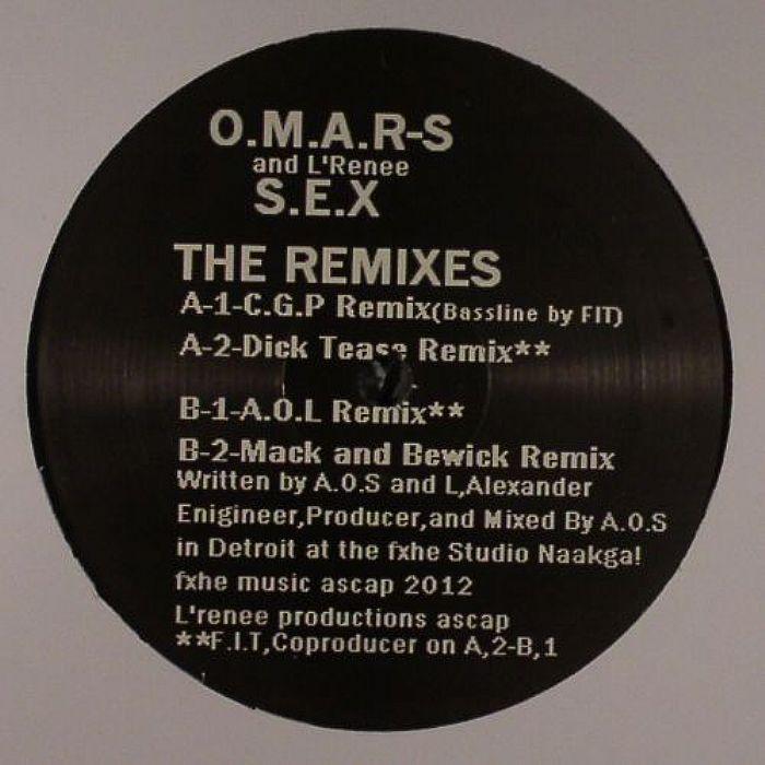 SEX (remixes)