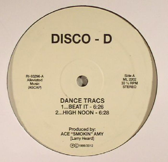 Dance Tracs (reissue)
