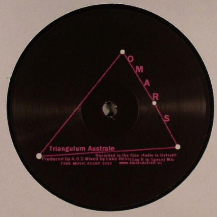 Triangulum Australe (Say It Space)