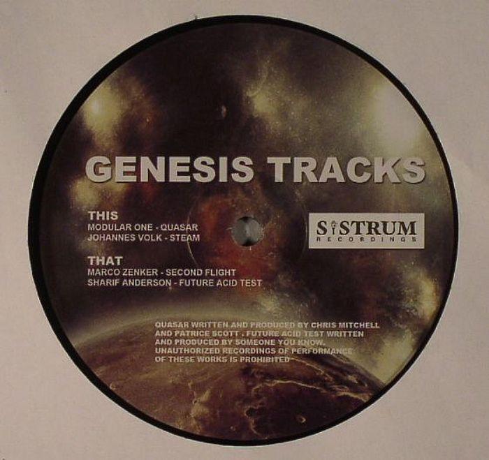 Genesis Tracks
