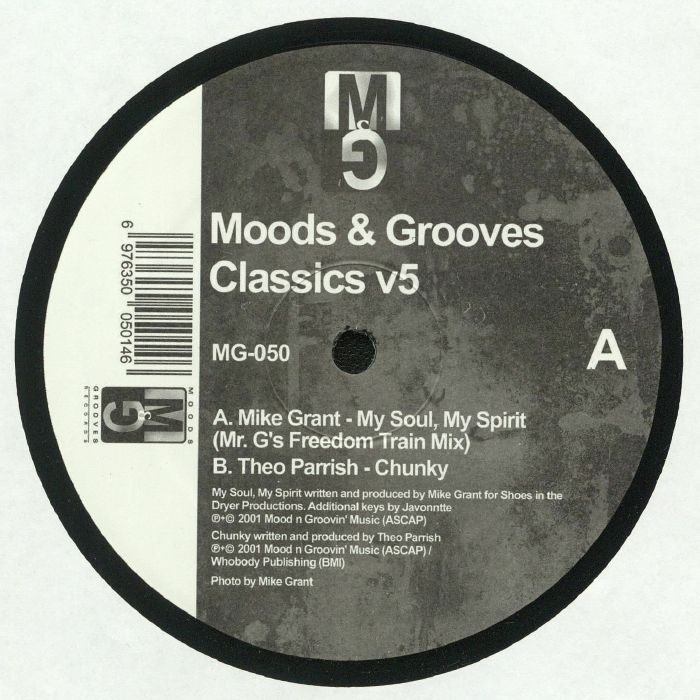 Moods and Grooves Classics V 5