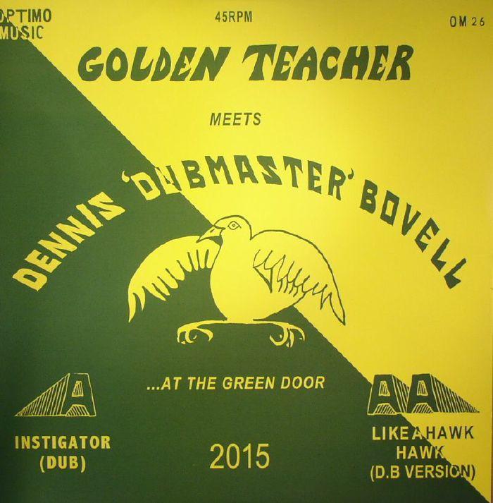 Golden Teacher Meets Dennis Bovell At The Green Door
