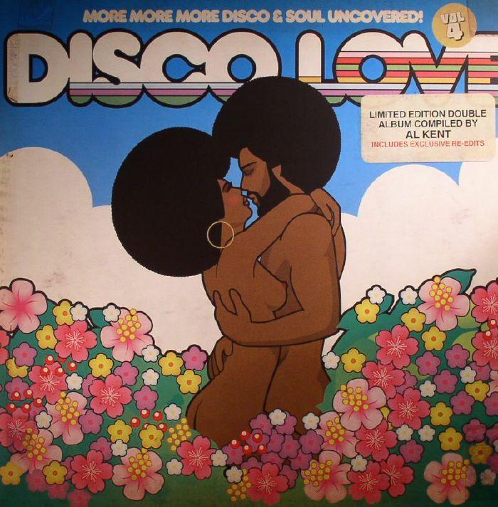 Disco Love Vol 4: More More More Disco and Soul Uncovered